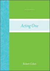 Acting One 5th Edition 9780073514161 0073514160