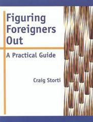 Figuring Foreigners Out 1st Edition 9781877864704 1877864706