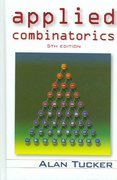 Applied Combinatorics 5th edition 9780471735076 0471735078
