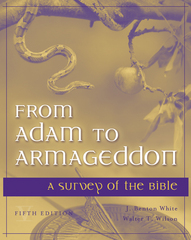 From Adam to Armageddon 5th edition 9780534525866 0534525865
