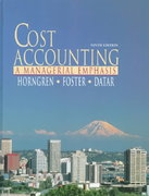 Cost Accounting 9th edition 9780132329019 0132329018
