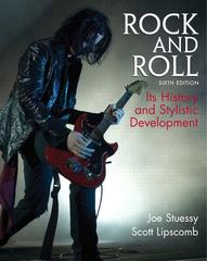 Rock and Roll 6th edition 9780136010685 0136010687