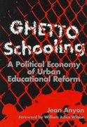 Ghetto Schooling 1st Edition 9780807736623 0807736627