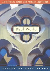 Deaf World 0 9780814798539 0814798535