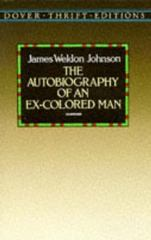 The Autobiography of an Ex-Colored Man 1st Edition 9780486111155 0486111156