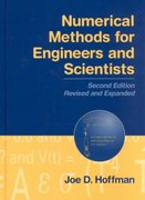 Numerical Methods for Engineers and Scientists, Second Edition, 2nd edition 9780824704438 0824704436