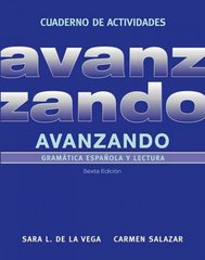 Avanzando, Wookbook 6th edition 9780471700128 0471700126
