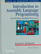 Introduction to Assembly Language Programming 2nd Edition 9780387206363 0387206361