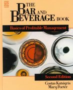The Bar and Beverage Book 2nd edition 9780471842941 047184294X