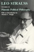 Studies in Platonic Political Philosophy 0 9780226777009 0226777006