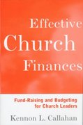 Effective Church Finances 1st edition 9780787938697 0787938696