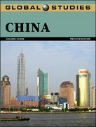 Global Studies: China 12th edition 9780073379913 0073379913