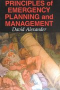 Principles of Emergency Planning and Management 1st edition 9780195218381 0195218388