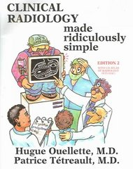 Clinical Radiology Made Ridiculously Simple 2nd Edition 9780940780750 0940780755