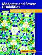 Moderate and Severe Disabilities 1st Edition 9780131408104 0131408100
