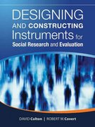 Designing and Constructing Instruments for Social Research and Evaluation 1st edition 9780787987848 0787987840