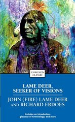 Lame Deer, Seeker of Visions 1st Edition 9780671888022 0671888021
