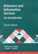 Reference and Information Services 3rd edition 9781563086243 1563086247