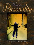 Perspectives on Personality 5th edition 9780205375769 0205375766