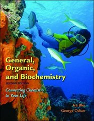 General, Organic, and Biochemistry 2nd edition 9780716743750 0716743752