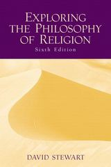 Exploring the Philosophy of Religion 6th edition 9780131947238 0131947230