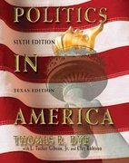 Politics in America 6th edition 9780131917392 0131917390