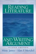Reading Literature and Writing Argument 2nd edition 9780131891098 013189109X