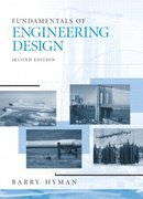 Fundamentals of Engineering Design 2nd edition 9780130467126 013046712X