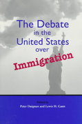 The Debate in the United States over Immigration 0 9780817995225 0817995226