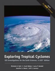 Exploring Tropical Cyclones 1st edition 9780495115434 0495115436