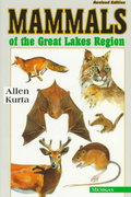 Mammals of the Great Lakes Region 2nd Edition 9780472064977 0472064975