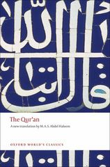 The Qur'an 1st Edition 9780199535958 0199535957
