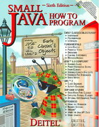 Small Java How to Program and CD Version One Package 6th edition 9780131541573 0131541579