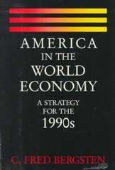 America in the World Economy 0 9780881320824 088132082X