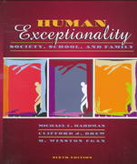 Human Exceptionality 6th edition 9780205280391 0205280390