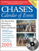 Chase's Calendar of Events 2005 2005th edition 9780071446761 0071446761