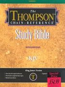 Thompson-Chain Reference Bible-KJV 0 9780887073304 0887073301