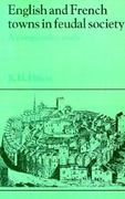 English and French Towns in Feudal Society 0 9780521484565 0521484561