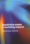 Quantitative Models in Marketing Research 0 9780521143653 0521143659