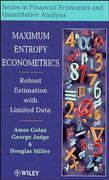 Maximum Entropy Econometrics 1st edition 9780471953111 0471953113