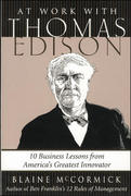 At Work With Thomas Edison 1st edition 9781891984358 1891984357