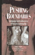 Pushing Boundaries 1st edition 9780521048576 0521048575