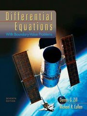 Differential Equations with Boundary-Value Problems 7th edition 9780495108368 0495108367
