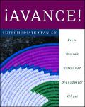 and 161 Avance   Intermediate Spanish Student Edition