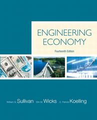 Engineering Economy 14th edition 9780136142973 0136142974