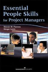 Essential People Skills for Project Managers 0 9781567261684 156726168X