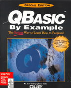 QBasic By Example, Special Edition 1st Edition 9781565294394 1565294394