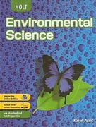Environmental Science 6th edition 9780030390739 0030390737