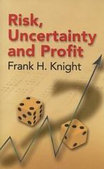 Risk, Uncertainty and Profit 0 9780486447759 0486447758