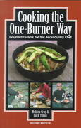 Cooking the One Burner Way 2nd edition 9780762706709 0762706708